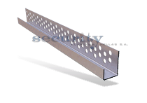 Wall Angle and Decorative Recesses profiles E.N. 14195 System in Dry-Wall constructions JB-25