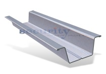Profile System for Dry-Wall  Ceiling - Secondary Ceiling Profile CD 50/27 (Omega shape)