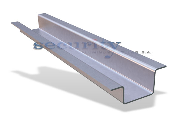 DURO-STEEL Dry-Wall Ceiling Perimeter Profile with Recess